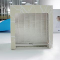 Blueair/布鲁雅尔 mini/AirPod Particle粒子型滤网 白色(2个)