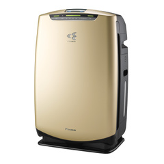 大金空气净化器家用除甲醛杀菌加湿机除pm2.5烟尘MCK38RV2C全能款