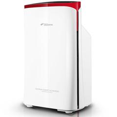 德尔玛空气净化器 J580 家用办公 高效除甲醛 PM2.5 6重净化 正品