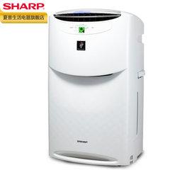 夏普空气净化器家用加湿除甲醛PM2.5杀菌除烟尘除雾霾KI-BB60-W