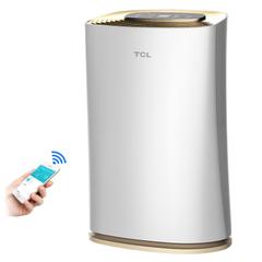 【预售】TCL空气净化器卧室家用静音除甲醛雾霾PM2.5加湿功能氧吧
