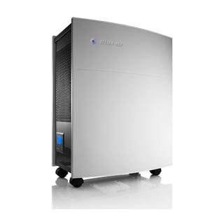 布鲁雅尔(Blueair)550E空气净化器,方便的遥控器和数字显示