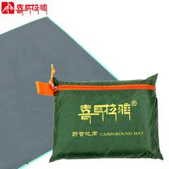 喜马拉雅露营帐篷地垫地布地席户外防水牛津布野餐防潮垫3人-4人