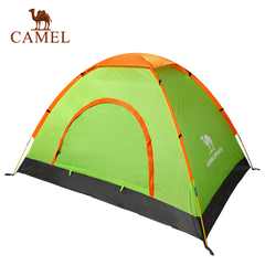 camel 骆驼户外帐篷 户外野营用品 双人三季帐篷 双人帐3SC5002