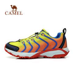 【断码清仓】CAMEL骆驼户外徒步鞋 男女情侣透气减震防滑出游网鞋