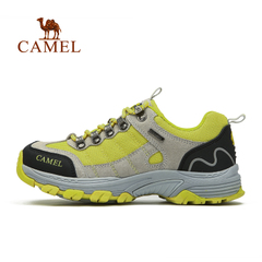 CAMEL骆驼户外越野慢跑鞋 徒步登山鞋女士低帮鞋运动鞋A94303613