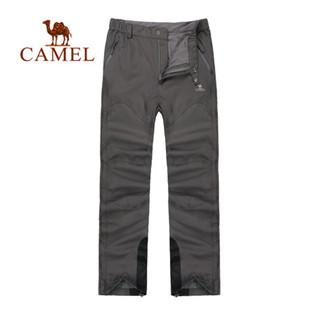 骆驼户外2013年冬季新款冲锋裤 男款防风保暖长裤 冲锋裤