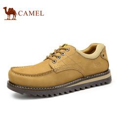 【特价清仓】Camel骆驼男鞋 工装鞋春季潮流磨砂日常休闲大头鞋