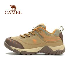 CAMEL骆驼户外青少年登山徒步鞋 低帮减震耐磨防护户外鞋儿童鞋
