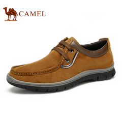 【特价清仓】Camel 骆驼男鞋春季青春潮流韩版休闲系带板鞋休闲鞋