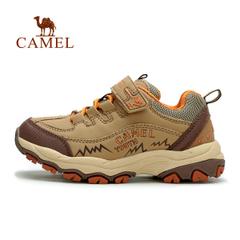 Camel 骆驼户外徒步鞋 青少年儿童鞋 秋季款减震炫酷户外鞋