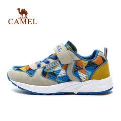 CAMEL骆驼户外徒步鞋  春夏青少年儿童运动透气徒步鞋