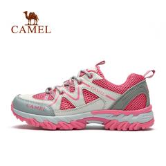 CAMEL骆驼户外徒步鞋 春夏新款女款透气耐磨出游徒步鞋正品