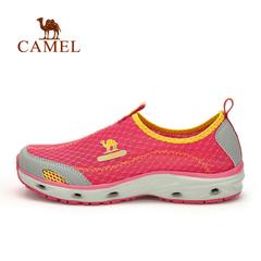 CAMEL骆驼户外女款溯溪鞋春夏款防滑涉水女式徒步溯溪正品
