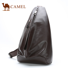 camel骆驼  欧美时尚户外休闲斜背包胸包旅游斜挎包MB128033-01