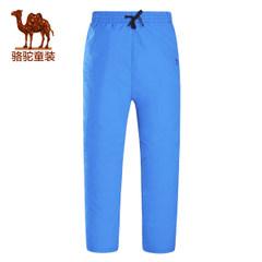 CAMEL骆驼户外童款速干长裤 青少年儿童长裤快干裤子