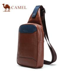 camel骆驼新款男包时尚百搭胸包潮流户外休闲背包旅游斜挎包