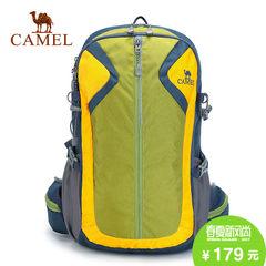 CAMEL骆驼户外双肩包 25L男女通用休闲包出游徒步登山包