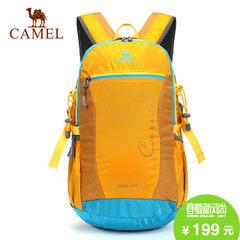 CAMEL骆驼户外双肩背包 休闲徒步旅游30L双肩登山背包