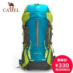 CAMEL骆驼户外双肩背包旗舰店男女通用休闲徒步旅游双肩背包正品