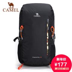 CAMEL骆驼户外登山包 双肩男女旅行背包 徒步野营出游休闲正品包