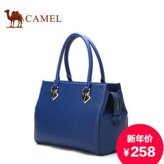 骆驼新款女士手提包横款真皮女包欧美休闲牛皮包时尚挎包杀手包