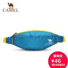 【新品】CAMEL骆驼户外腰包 男女通用多功能跑步运动休闲登山腰