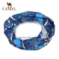 【范冰冰同款】骆驼户外头巾耐皱舒适休闲运动COOlMAX面料头巾