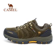 CAMEL骆驼户外男款徒步鞋 防滑减震透气徒步鞋4W2326001