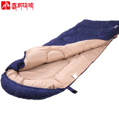 喜马拉雅睡袋成人户外四季旅游睡袋成人隔脏纯棉双人睡袋露营防脏