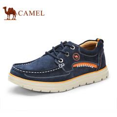 CAMEL骆驼男鞋新品运动休闲鞋韩版系带平跟户外休闲鞋