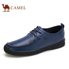 Camel/骆驼男鞋 春季 鞋子商务休闲鞋男 休闲皮鞋男