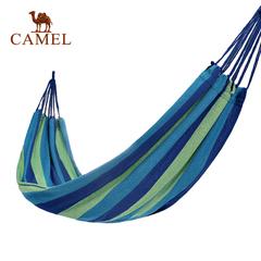 【2016新品】CAMEL骆驼户外单人吊床 轻便携带户外野营吊床