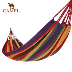 【2016新品】CAMEL骆驼户外吊床 户外野营宿舍秋千吊床 居家休闲