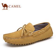 【情侣鞋】Camel/骆驼男女鞋经典豆豆鞋驾车鞋男鞋潮鞋2016新款