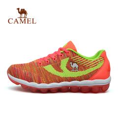 【2016新品】CAMEL骆驼户外女款越野跑鞋 春夏户外女防滑休闲鞋