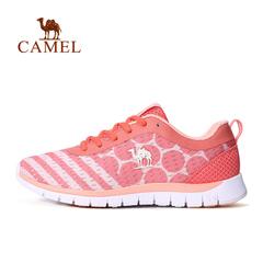 CAMEL骆驼户外越野跑鞋女款 夏季女士徒步出游低帮运动鞋
