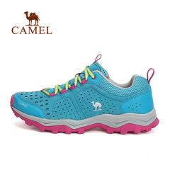 CAMEL骆驼户外徒步鞋子 男女情侣鞋运动鞋透气徒步鞋