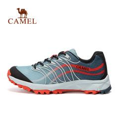 CAMEL骆驼运动情侣款跑鞋 男女透气舒适休闲运动跑步鞋
