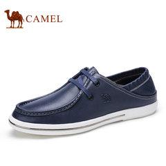 【断码清仓】Camel/骆驼男鞋时尚夏季男士休闲鞋子潮鞋皮鞋男