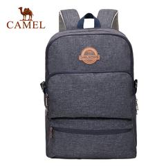 【2016新品】CAMEL骆驼户外双肩包 男女款25L徒步登山休闲背包男