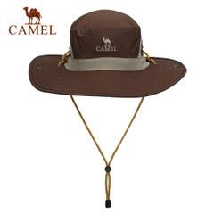 CAMEL骆驼户外男女款速干渔夫帽 户外野营透气速干帽