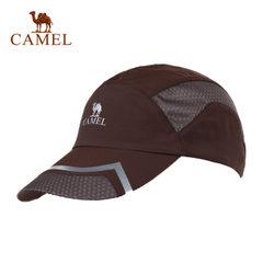 CAMEL骆驼户外男女通用棒球帽 旅游野营透气棒球帽