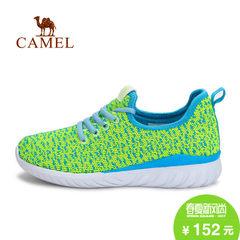 CAMEL骆驼户外男童女童运动鞋 青少年透气跑步休闲鞋