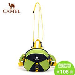 CAMEL骆驼户外旅行腰包 男女通用日常休闲6L容量腰包