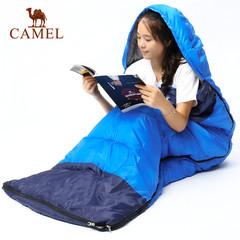骆驼户外睡袋 野营户外1.6kg加厚成人睡袋 超轻保暖睡袋