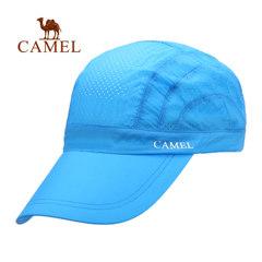 CAMEL骆驼户外男女款速干鸭舌帽舒适轻便短檐速干帽