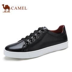 Camel/骆驼男鞋板鞋休闲鞋时尚潮流骆驼小白鞋春季男鞋韩