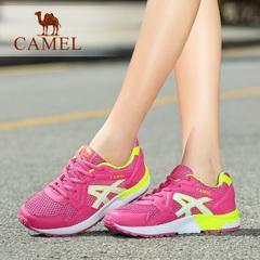camel骆驼女鞋 舒适休闲 夏季系带女鞋运动鞋