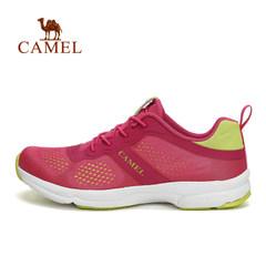 CAMEL骆驼户外徒步鞋 男女情侣款低帮系带防滑徒步鞋